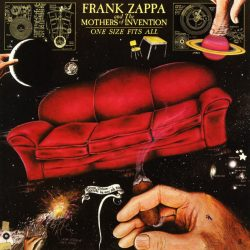 frank zappa and the mother of invention one size fits all