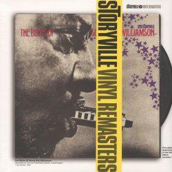 Sonny Boy Williamson - The Blues of Sonny Boy Williamson