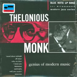 thelonious monk genius of modern music