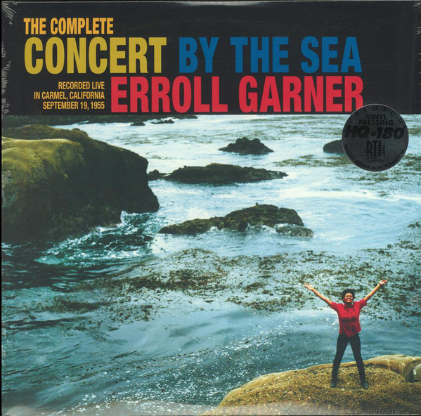 Erroll Garner Complete Concert By The Sea Satchmi