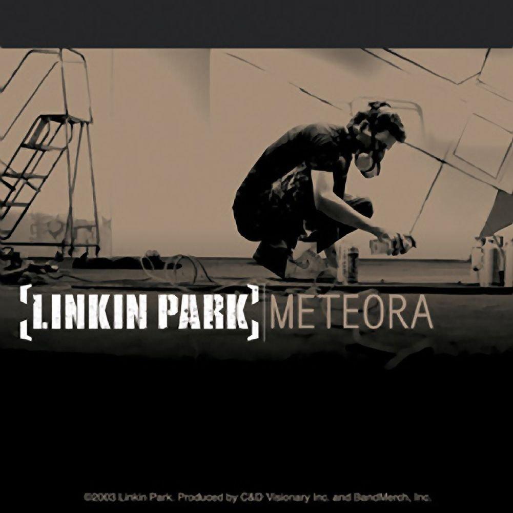 Linkin Park Meteora Album Cover Sticker S2547 Satchmi