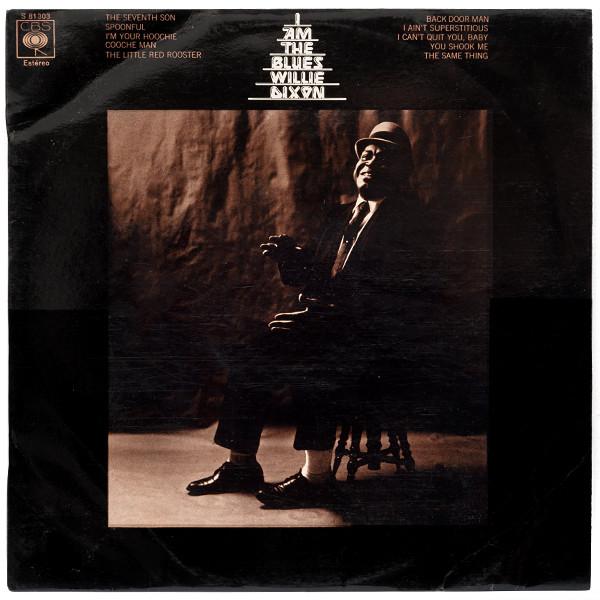 Willie Dixon I Am The Blues Satchmi