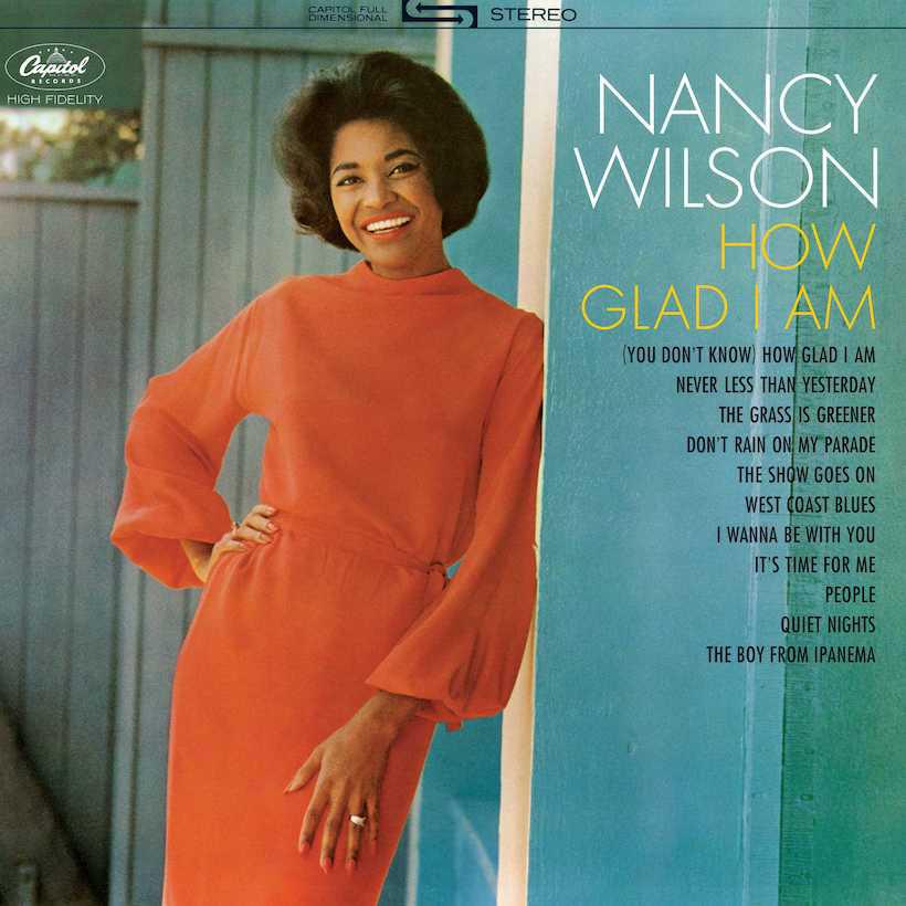Nancy Wilson How Glad I Am Satchmi
