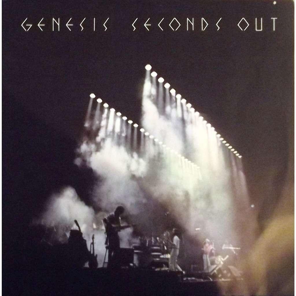 Genesis Seconds Out Satchmi