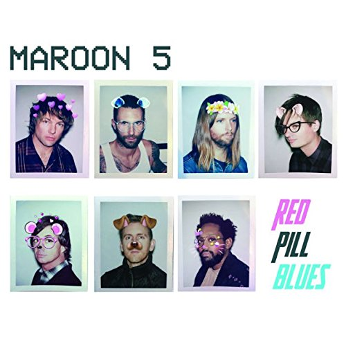 Maroon 5 Red Pill Blues Lp Satchmi